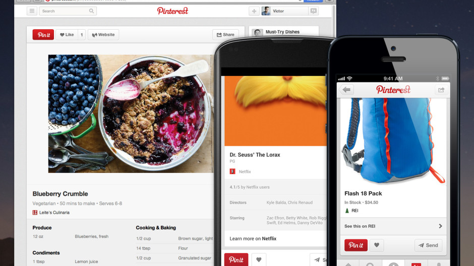 Pinterest-Products
